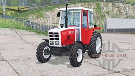 Steyr 8060A〡swing eixo para Farming Simulator 2015