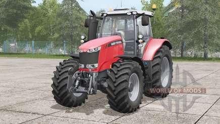Massey Ferguson 7700 série 〡 opções para Farming Simulator 2017