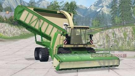 Krone BiG X 650 Cabeçalhos de Carga〡3 para Farming Simulator 2015