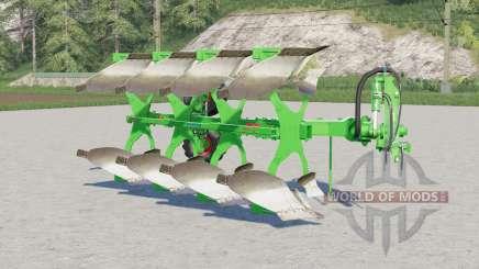Moro Aratri QRV Raptor para Farming Simulator 2017