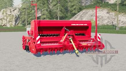 Kuhn Combiliner Sitera 4000 para Farming Simulator 2017