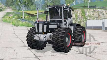 Schluter Super-Trac 2500 VL〡Bman Edition para Farming Simulator 2015