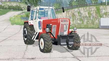 Portas de abertura 〡 Fortschritt ZT 303-C para Farming Simulator 2015