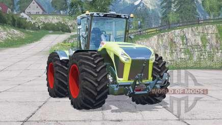 Animação claas Xerion 4500 Trac VC〡wipers para Farming Simulator 2015