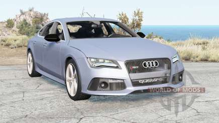 Audi RS 7 Sportback 2014 para BeamNG Drive