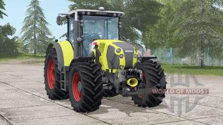 6ƽ0 Claas Arion para Farming Simulator 2017