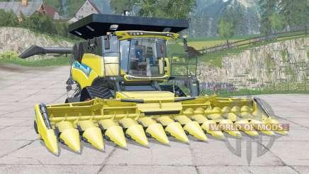 Nova Holanda CR10,90〡graintank capacidade 92000 litros para Farming Simulator 2015