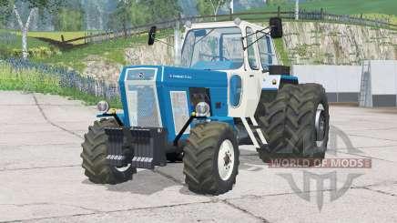 Paratschritt ZT 303-C〡dual rodas traseiras para Farming Simulator 2015