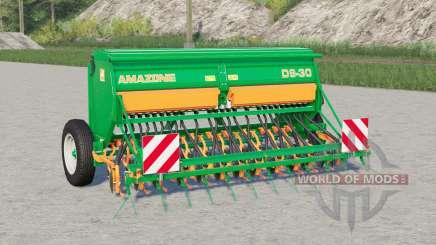 Amazone D9-30 Super para Farming Simulator 2017