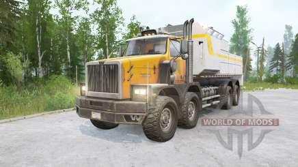 Western Star 6900XD 8x8 para MudRunner