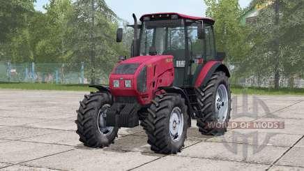 MTZ-1523 Bielorrússia〡bilidade de escolher rodas para Farming Simulator 2017