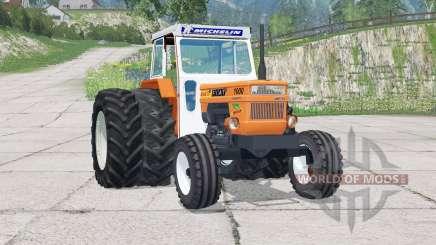 Som Super〡agressivo do Fiat 1000 para Farming Simulator 2015