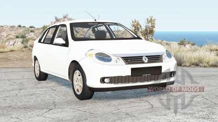 Renault Symbol 2008 para BeamNG Drive