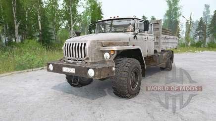 Cabine Ural-43206-0551-41〡dwoo para MudRunner