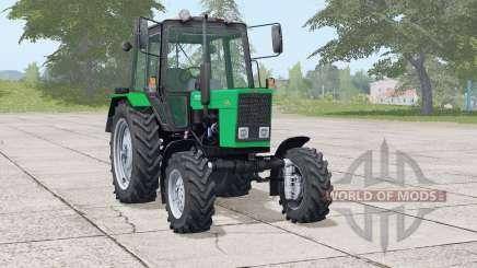 MTZ-82.100 Belsrus para Farming Simulator 2017