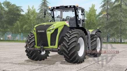 Claas Xerion Trac ⰜC para Farming Simulator 2017