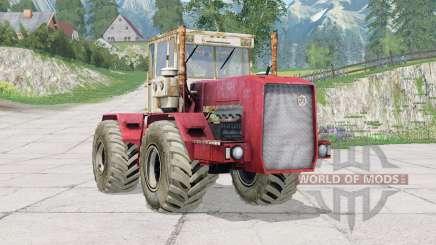 Kirovec K-710〡 rodas adicionadas para Farming Simulator 2015