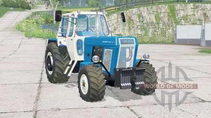 Fortschritt ZT 303-C〡bonnet abre para Farming Simulator 2015