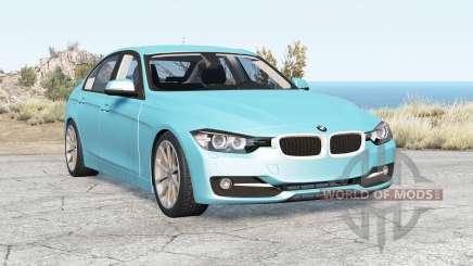 BMW 335i Sedan Sport Line (F30) 2013 para BeamNG Drive