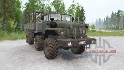 Ural-6614 para MudRunner