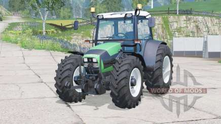 Deutz-Fahr Agrofarm 430 Suporte de carregamento 〡fronta para Farming Simulator 2015