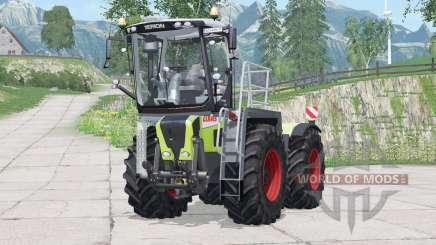 Claas Xerion 3800 Sela Traƈ para Farming Simulator 2015