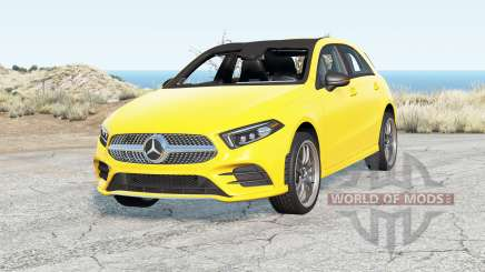Mercedes-Benz A 200 AMG Line (W177) 2018 para BeamNG Drive