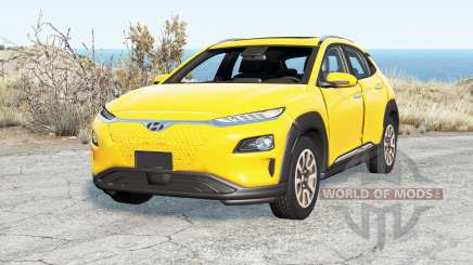 Hyundai Kona Electric (OS) 2019 para BeamNG Drive