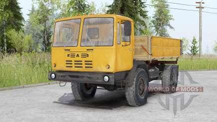 KAZ-4540 Colchis v1.3 para Spin Tires