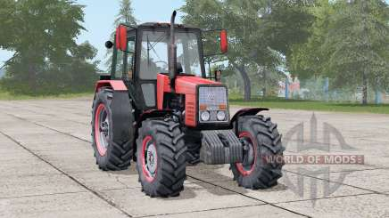Velocímetro digital MTZ-1221 Bielorrússia 41214 para Farming Simulator 2017