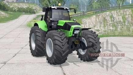 Deutz-Fahr Agrotron X 720〡leve na cabine para Farming Simulator 2015