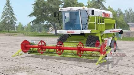 Seleção de Rodas 〡 Domador Domador do Masas Mega 208 para Farming Simulator 2017