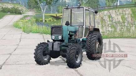 Eixo de balanço UMZ-6KL 41 para Farming Simulator 2015