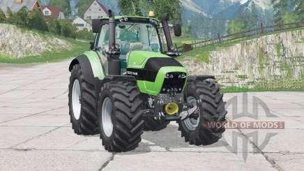 Deutz-Fahr 6210 TTV Agrotron para Farming Simulator 2015