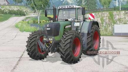 Fendt 930 Vario TMS〡interaktivní ovládání para Farming Simulator 2015