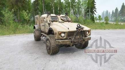 Oshkosh M-ATV 4x4 para MudRunner
