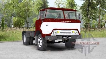 KAZ-608 Colchis para Spin Tires