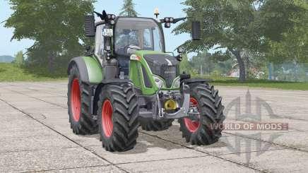Eixo frontal 〡 Vario Fendt 500 para Farming Simulator 2017