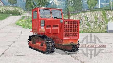 T-4A articulado ajustável para Farming Simulator 2015