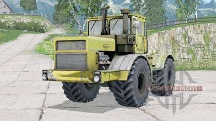 Kirovets K-700A〡 abre o capô para Farming Simulator 2015