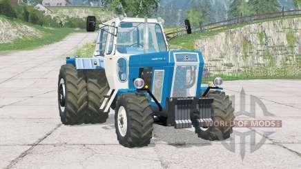 Paratschritt ZT 305〡dual rodas traseiras para Farming Simulator 2015