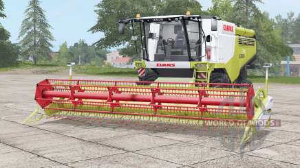 Claas Lexion 700〡various peças animadas para Farming Simulator 2017