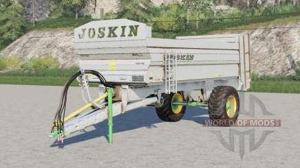 Escolha 〡 joskin Ferti-Cap para Farming Simulator 2017