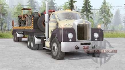 Mack B61 v1.3 para Spin Tires