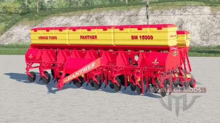 Vence Tudo Panther SM 15000 para Farming Simulator 2017
