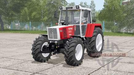 Steyr 8165 Turbo para Farming Simulator 2017