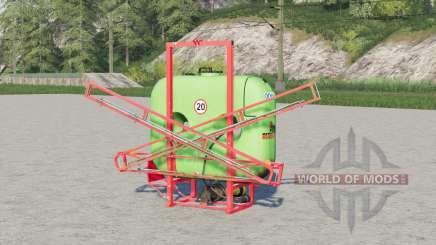Krukowiak Optimal 400-12 para Farming Simulator 2017