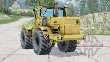 Kirovets K-701〡s motor YAMZ-240NM para Farming Simulator 2015