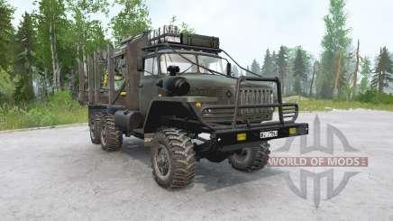 Ural-43Ձ0 para MudRunner