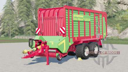 Strautmann Tera-Vitesse CFS 4201 DꝌ para Farming Simulator 2017